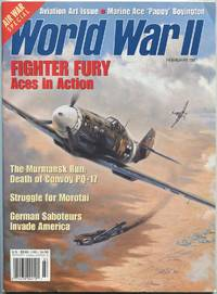 image of World War II: Volume 11, Number 6, February 1997