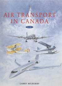 Air Transport in Canada, 2 Volumes