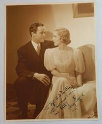 Mary Pickford and Buddy Rogers, Inscribed