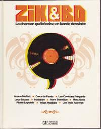 Zik & BD.   La chanson québécoise en bande dessinée