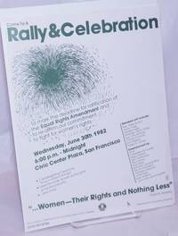 image of Come to a Rally_Celebration to mark the deadline for ratification of the Equal Rights Amendment [handbill]