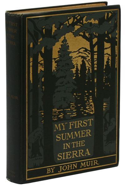 Boston and New York: Houghton Mifflin Company, 1911. First Edition. Near Fine. First edition, first ...