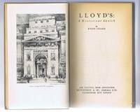 image of Lloyd's: a Historical Sketch