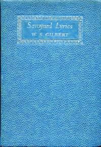 Savoyard Lyrics