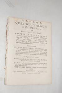 Quaestiones Medicae Duodecim.