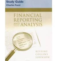Financial Reporting and Analysis (Study Guide)