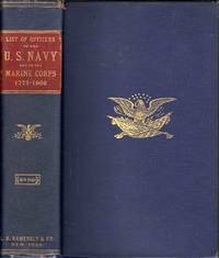 List of Officers of the Navy of the United States and of the Marine Corps from 1775 to 1900