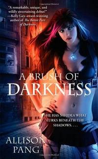 A Brush of Darkness Abby Sinclair, Book 1
