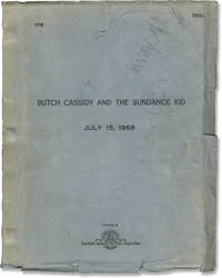 Butch Cassidy and the Sundance Kid (Original screenplay for the 1969 film)