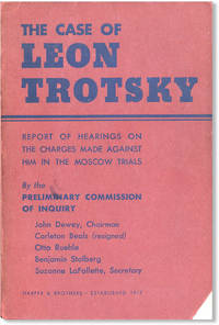 The Case of Leon Trotsky: Report of Hearings on the Charges Made Against Him in the Moscow Trials