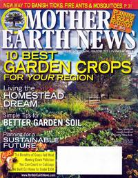 Mother Earth News Magazine April/May 2009