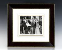 Albert Einstein Signed Photograph.