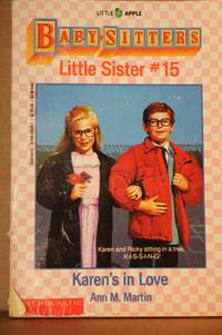 Karen's in Love by  Ann M Martin - Paperback - Firtd - 1991 - from Lily Bay Books and Biblio.com