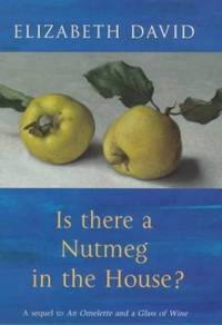 image of Is There a Nutmeg in the House?