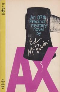 AX (Pocket Book 50019) (An 87th Precinct mystery novel)