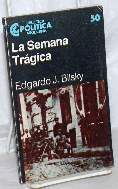 Buenos Aires: Centro Editor de América Latina S.A., 1984. Paperback. 161p., wraps, 4.25x7 inches,...