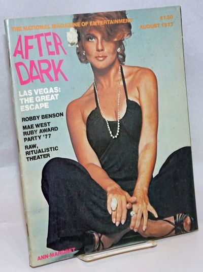 New York: Danad Publishing, 1977. Magazine. 100p. including covers 8.5x11 inches, articles, features...