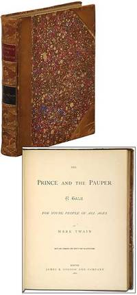 image of The Prince and the Pauper: A Tale for People of All Ages