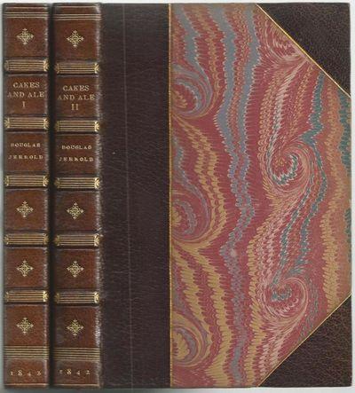 London: How & Parsons, 1842. First Edition. Three Quarter Leather. Fine. Cruikshank, George. 322, ad...