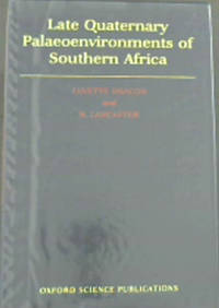 Late Quaternary Palaeoenvironments of Southern Africa