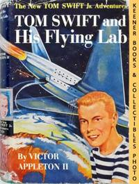 Tom Swift And His Flying Lab : The New Tom Swift Jr. Adventures #1: Blue  Tweed Boards - The New...