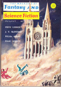 The Magazine of Fantasy and Science Fiction, August 1964