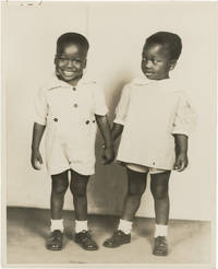 image of Archive of photographs and letters regarding a pair of African American twin child actors