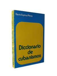 Diccionario de Cubanismos
