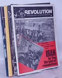 image of Revolution: Organ of the Central Committee of the Revolutionary Communist Party, USA [7 issues]