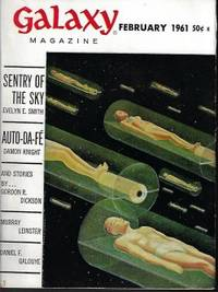 image of GALAXY Science Fiction: February, Feb. 1961