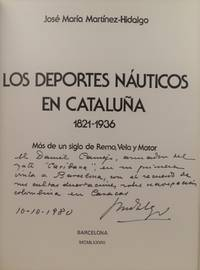 image of Los Deportes Nauticos en Cataluna. Mas de un siglo de Remo, Vela y Motor