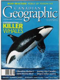 image of CANADIAN GEOGRAPHIC: EAVESDROPPING ON KILLER WHALES