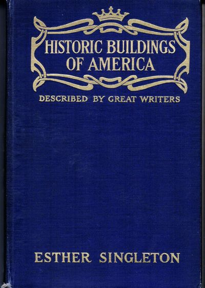 New York: Dodd, Mead, 1909. Hardcover. Orig. navy cloth decorated and lettered in gilt. Teg. Very go...
