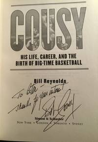 image of Cousy: His Life, Career, and the Birth of Big-Time Basketball