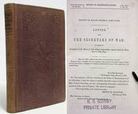 image of REPORT OF MAJOR GENERAL JOHN POPE. LETTER FROM THE SECRETARY OF WAR...