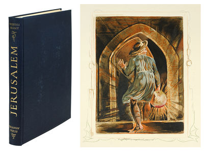 4to. London: Trianon Press, . 4to, (6), ix text, and 100 color plates. Original blue cloth, folding ...