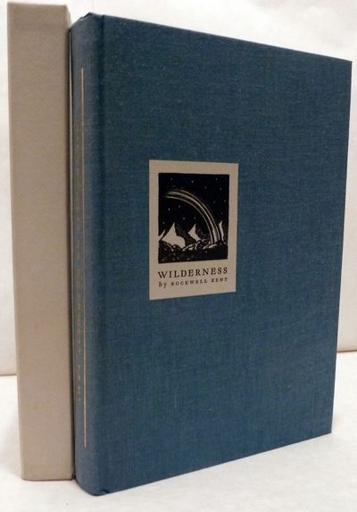 Los Angeles: Wilderness Press, 1970. Hardcover. Orig. blue cloth with front cover paper label. Fine ...