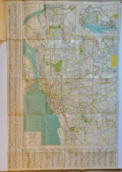 New York: Geographia Map Company, Inc. No date, 2 digit zip code dates from 1943-1963, Worldcat list...