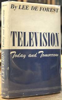 Television Today and Tomorrow