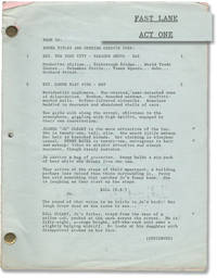 image of Dangerous Pursuit [Fast Lane] (Original screenplay for the 1990 television movie)