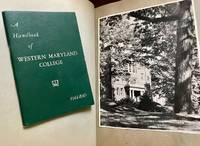 1944-48 Western Maryland College Scrapbook of Miss Ruth Christine Royer