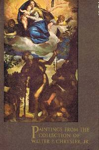 image of Paintings from the Collection of Walter P. Chrysler, Jr.