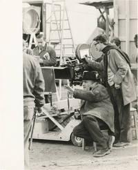 [Fellini] Satyricon (Original photograph of Federico Fellini from the set of the 1969 film)