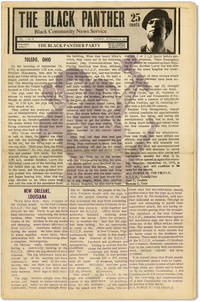 The Black Panther: Black Community News Service - Vol.V, No.13 (September 26, 1970)