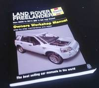 Land Rover Freelander (Nov 06 - 14) Diesel. Repair Manual by Haynes - Paperback - 2014 - from Denton Island Books (SKU: dscf9935)