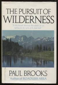 image of The pursuit of wilderness