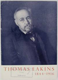 Thomas Eakins 1844-1916 - Exhibition of Paintings and Sculpture