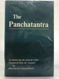 The Panchatantra: An edition for the general reader  translated from the Sanskrit.
