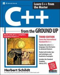 C++ from the Ground Up, Third Edition