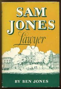 Sam Jones: Lawyer.